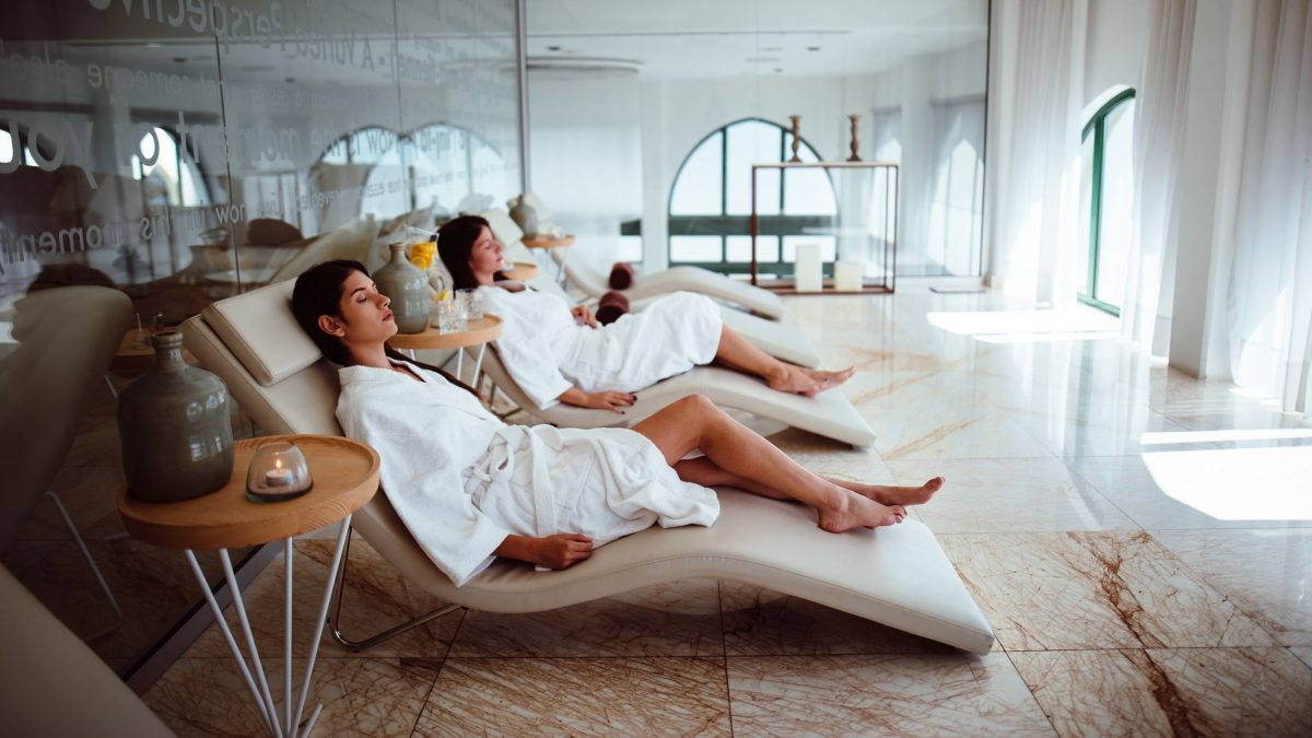 Confira os 5 melhores spas do mundo para você visitar!